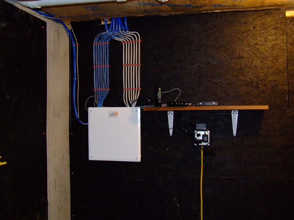Structured Wiring Examples
