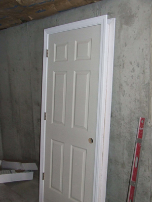 How to install split jamb pre hung doors - How to install a prehung exterior door ...