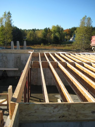 How To Frame Floors With Tji Floor Joists