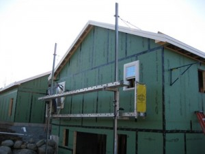 Pump Jack Scaffolding - Home Construction Improvement