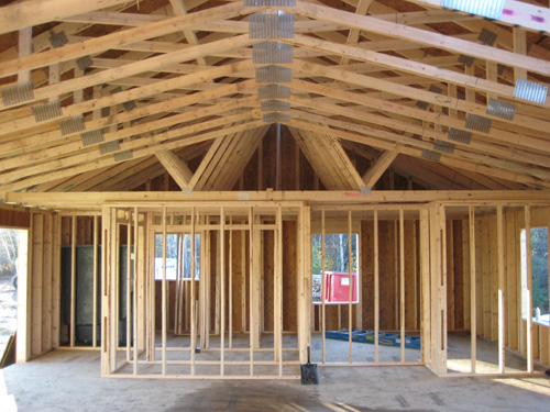 Can House Trusses Be Modified? - Home Construction Improvement