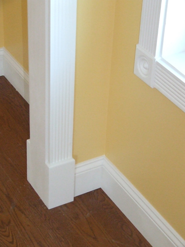 Door And Window Trim Home Construction Improvement