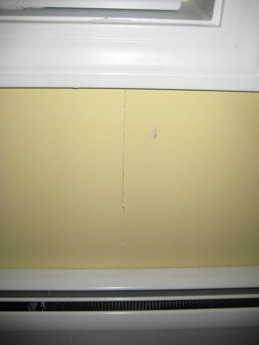 Repairing Minor Drywall Problems Nail Pops And Cracks