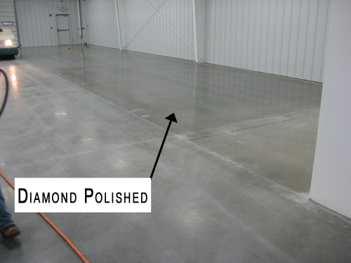 Cost And Benefits Of Diamond Polishing Concrete Slabs