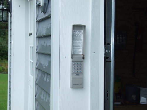 Installing A Remote Keypad Garage Door Opener Diy Project