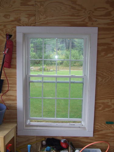 How To Install Simple Flat Casing Around Windows