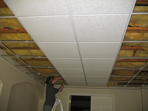 Basement Ceilings Recommended Types