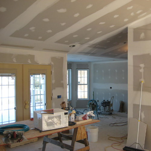 Drywall Time Cards : Inch drywall sheets save time and money on wall heights
