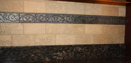 Backsplash Materials