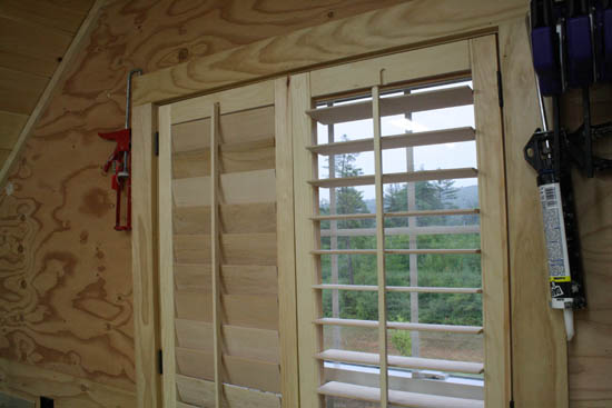 Shutters Open And Close Home Construction Improvement