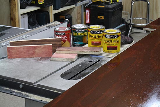 How To Stain Pine To Look Like Mahogany Or Brazilian