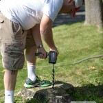 how to remove a stump 2 drill