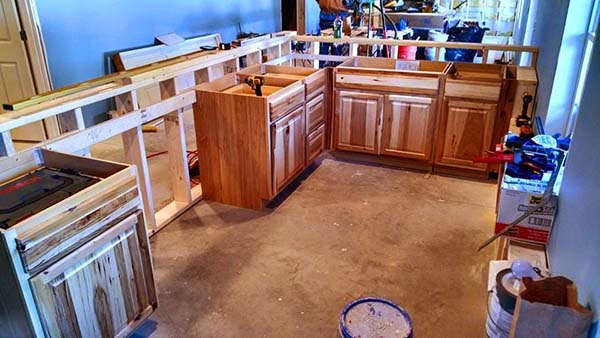 Quick Ship Embled Cabinets Home Depot