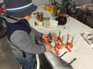 Kids and Tools -3